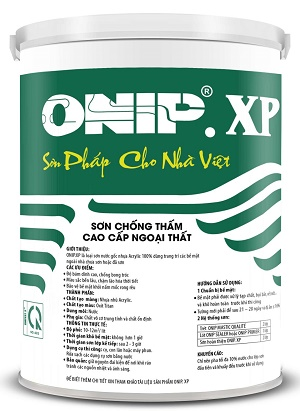 ONIP XP - SƠN NƯỚC NGOẠI THẤT