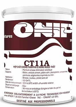 ONIP CT11A - SƠN CHỐNG THẤM